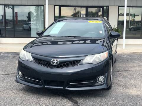 2014 Toyota Camry for sale at Nelson Car Country in Bixby OK