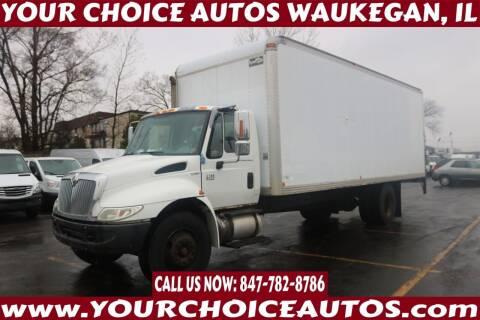 2004 International DuraStar 4300 for sale at Your Choice Autos - Waukegan in Waukegan IL