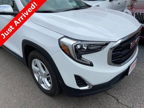2018 GMC Terrain for sale at Mark Sweeney Buick GMC in Cincinnati OH
