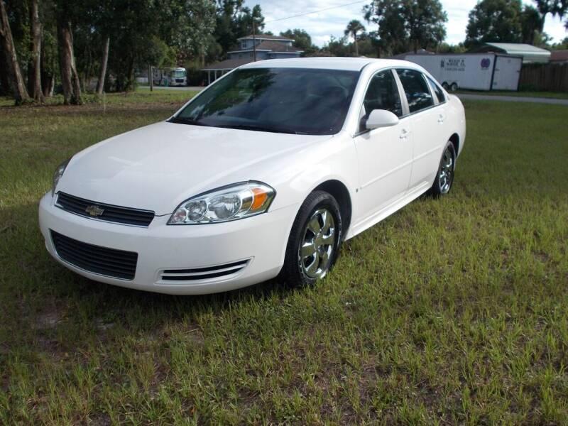 2009 Chevrolet Impala for sale at LANCASTER'S AUTO SALES INC in Fruitland Park FL
