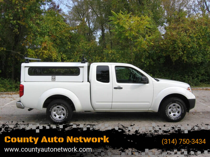 2014 Nissan Frontier for sale at County Auto Network in Ballwin MO
