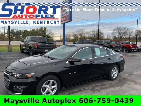 2017 Chevrolet Malibu for sale at Tim Short Chrysler in Morehead KY