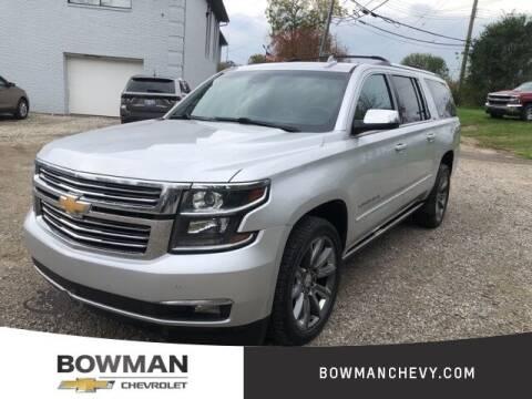 2015 Chevrolet Suburban for sale at Bowman Auto Center in Clarkston MI