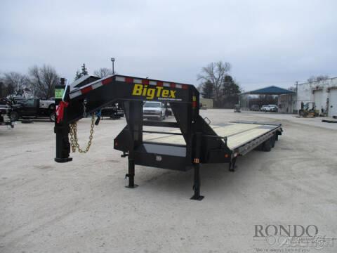 2021 Big Tex Gooseneck 22GN-30BK+5MR for sale at Rondo Truck & Trailer in Sycamore IL