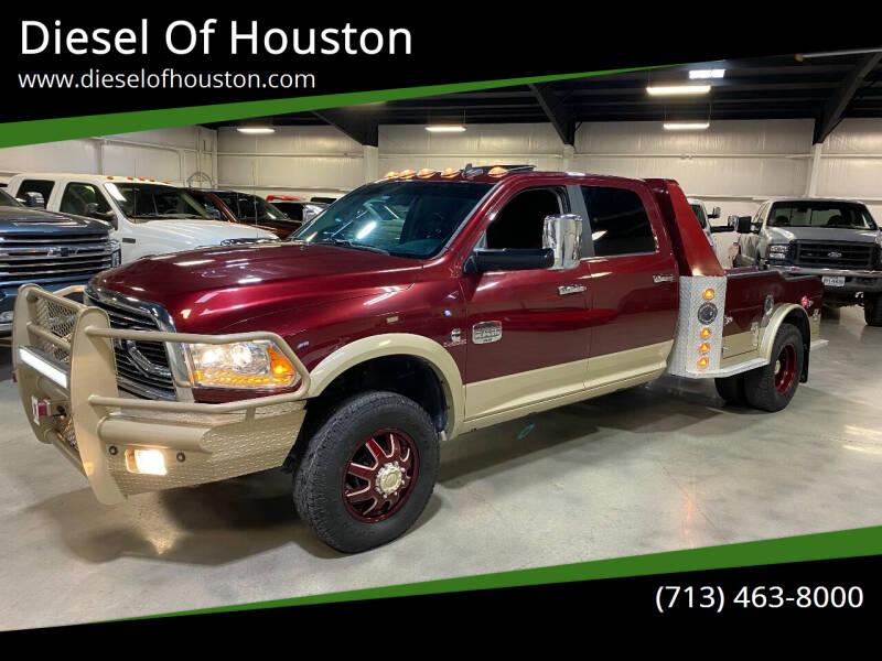 2017 RAM Ram Pickup 3500 for sale at Diesel Of Houston in Houston TX