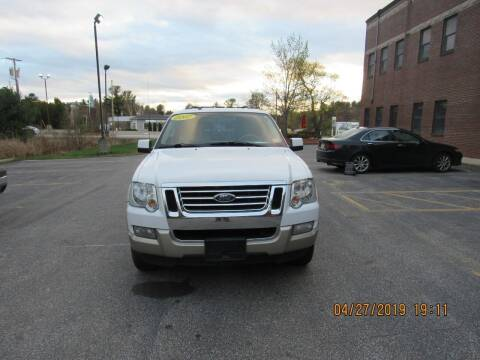 2007 Ford Explorer for sale at Heritage Truck and Auto Inc. in Londonderry NH