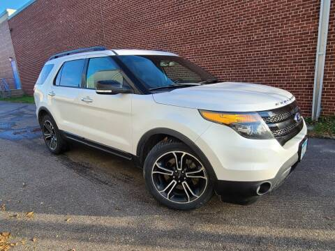2014 Ford Explorer for sale at Minnesota Auto Sales in Golden Valley MN