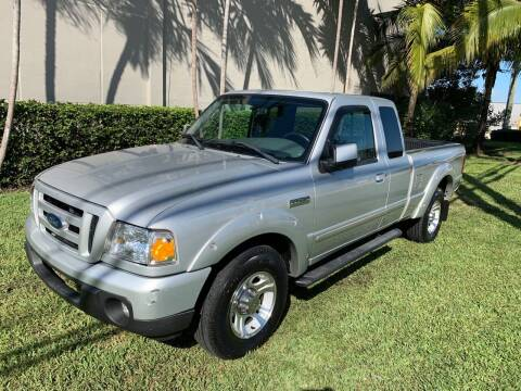 2011 Ford Ranger for sale at Ven-Usa Autosales Inc in Miami FL