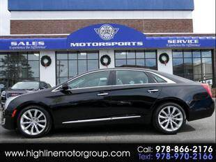 2017 Cadillac XTS for sale at Highline Group Motorsports in Lowell MA