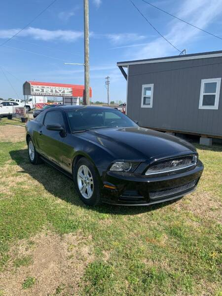 2013 Ford Mustang for sale at Drive in Leachville AR