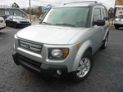 2008 Honda Element for sale at Roswell Auto Imports in Austell GA