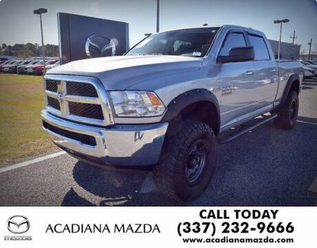 2017 RAM Ram Pickup 2500 for sale at Acadiana Automotive Group in Lafayette LA