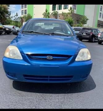 2005 Kia Rio for sale at MLG Auto Group Inc. in Pompano Beach FL