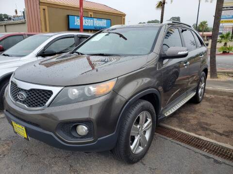 2013 Kia Sorento for sale at Abel Motors, Inc. in Conroe TX