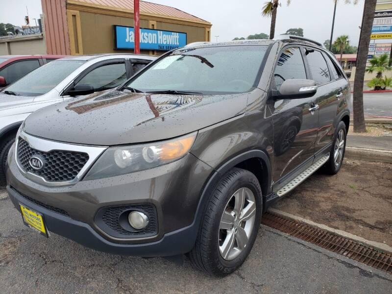 2013 Kia Sorento for sale at Abel Motors, Inc. in Conroe TX