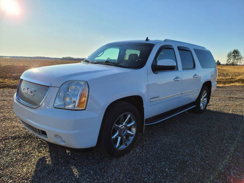 2011 GMC Yukon XL for sale at Shinkles Auto Sales & Garage in Spencer WI