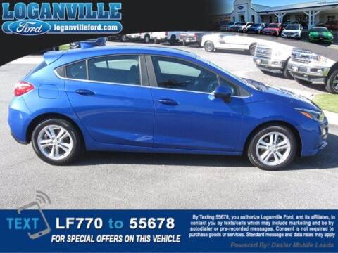 2017 Chevrolet Cruze for sale at Loganville Quick Lane and Tire Center in Loganville GA