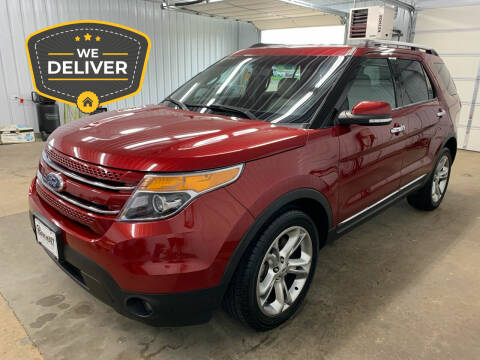 2015 Ford Explorer for sale at Bennett Motors, Inc. in Mayfield KY