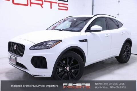 2020 Jaguar E-PACE for sale at Fishers Imports in Fishers IN