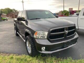 2014 RAM Ram Pickup 1500 for sale at Savannah Motors in Belleville IL