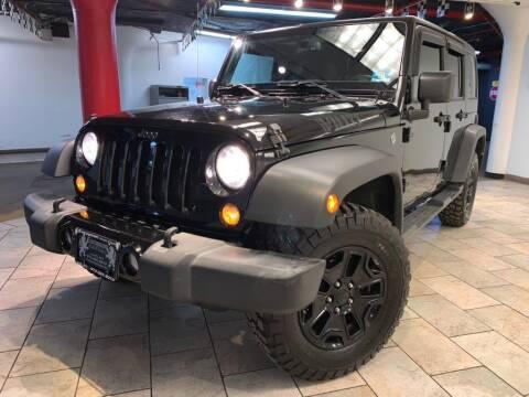 2016 Jeep Wrangler Unlimited for sale at EUROPEAN AUTO EXPO in Lodi NJ