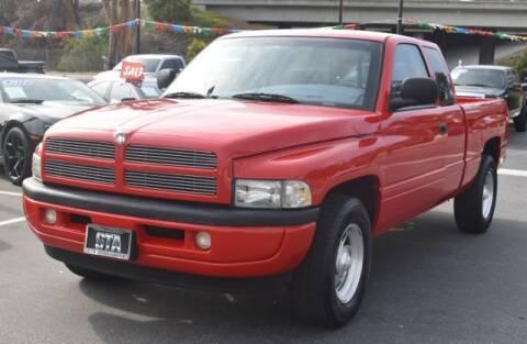 1998 Dodge Ram Pickup 1500