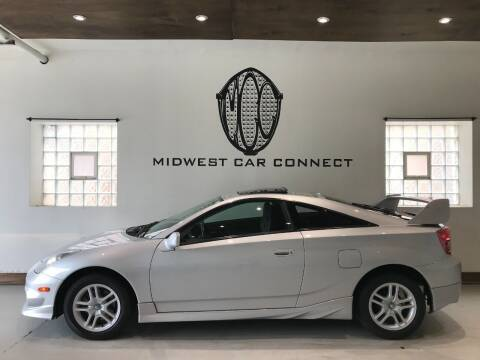 2003 Toyota Celica for sale at Midwest Car Connect in Villa Park IL