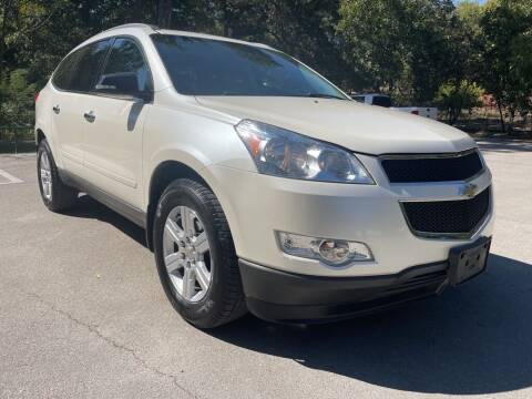 2012 Chevrolet Traverse for sale at Thornhill Motor Company in Lake Worth TX