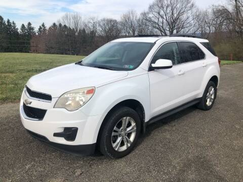 2012 Chevrolet Equinox for sale at Hutchys Auto Sales & Service in Loyalhanna PA