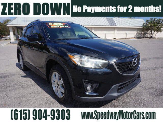 2014 Mazda CX-5 for sale at Speedway Motors in Murfreesboro TN