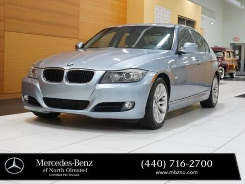 2011 BMW 3 Series for sale at Mercedes-Benz of North Olmsted in North Olmstead OH