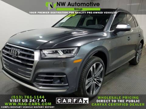 2018 Audi SQ5 for sale at NW Automotive Group in Cincinnati OH