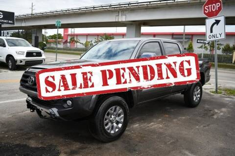 2021 Toyota Tacoma for sale at STS Automotive - Miami, FL in Miami FL