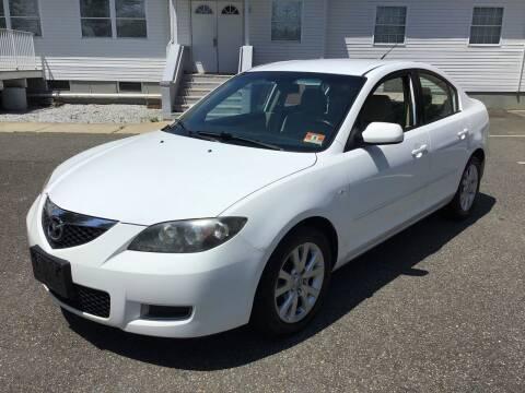 2007 Mazda MAZDA3 for sale at Bromax Auto Sales in South River NJ