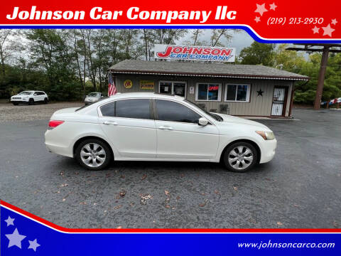 2010 Honda Accord for sale at Johnson Car Company llc in Crown Point IN