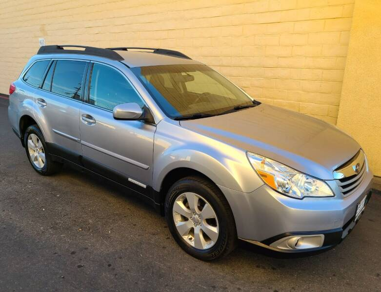 2012 Subaru Outback for sale at Cars To Go in Sacramento CA