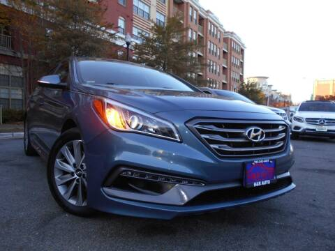 2015 Hyundai Sonata for sale at H & R Auto in Arlington VA