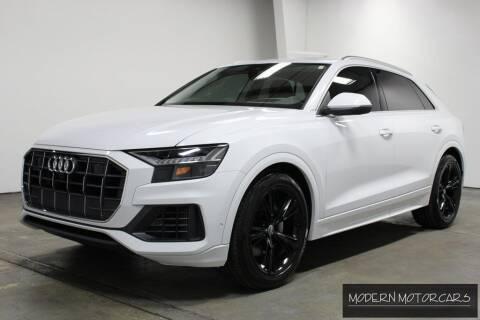 2020 Audi Q8 for sale at Modern Motorcars in Nixa MO