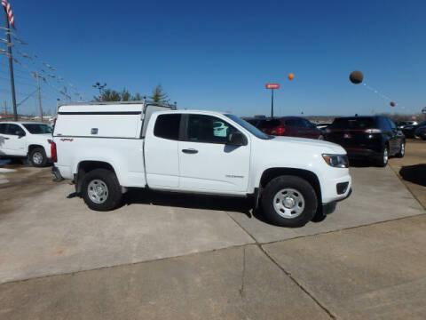 2018 Chevrolet Colorado for sale at BLACKWELL MOTORS INC in Farmington MO