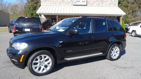 2012 BMW X5 for sale at Driven Pre-Owned in Lenoir NC