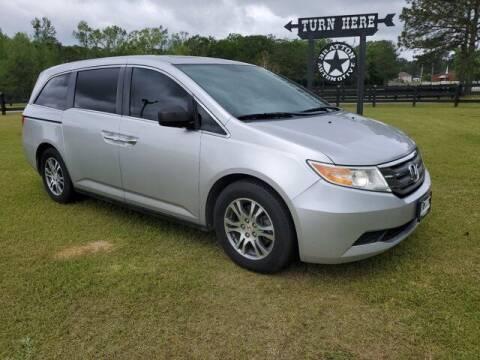 2013 Honda Odyssey for sale at Bratton Automotive Inc in Phenix City AL