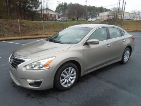 2013 Nissan Altima for sale at Atlanta Auto Max in Norcross GA