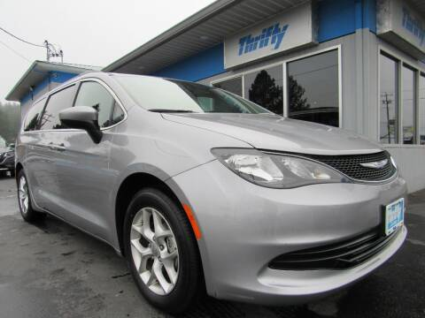 2018 Chrysler Pacifica for sale at Thrifty Car Sales SPOKANE in Spokane Valley WA