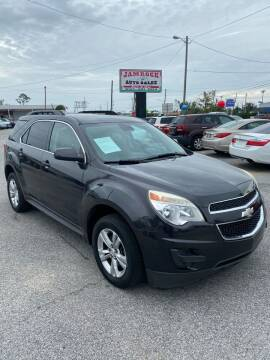 2013 Chevrolet Equinox for sale at Jamrock Auto Sales of Panama City in Panama City FL