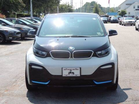 2018 BMW i3 for sale at Auto Finance of Raleigh in Raleigh NC