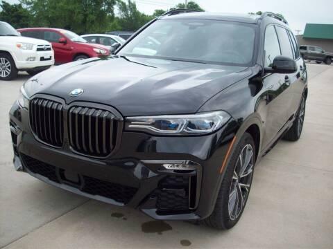 2021 BMW X7 for sale at Nemaha Valley Motors in Seneca KS