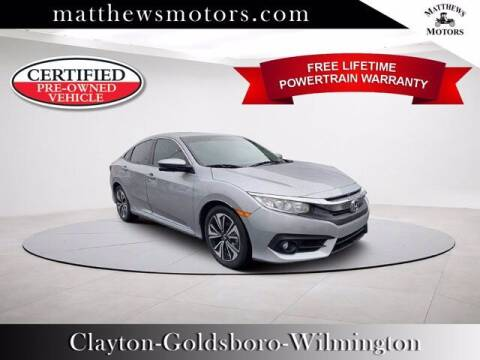 2016 Honda Civic for sale at Auto Finance of Raleigh in Raleigh NC