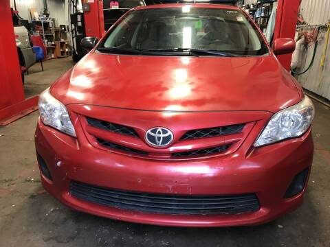 2012 Toyota Corolla for sale at Deleon Mich Auto Sales in Yonkers NY