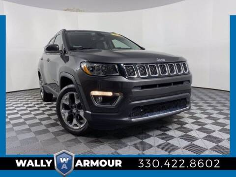 2020 Jeep Compass for sale at Wally Armour Chrysler Dodge Jeep Ram in Alliance OH