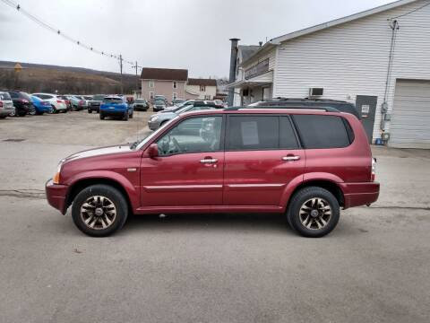 2006 Suzuki XL7 for sale at ROUTE 119 AUTO SALES & SVC in Homer City PA